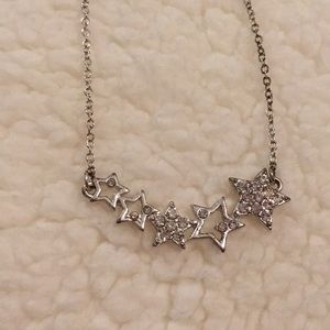 ✨ Silver star necklace ✨